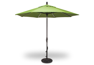 Treasure Garden 9ft Starlux Collar Tilt Umbrella
