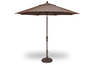 Treasure Garden 9ft Auto Tilt Umbrella