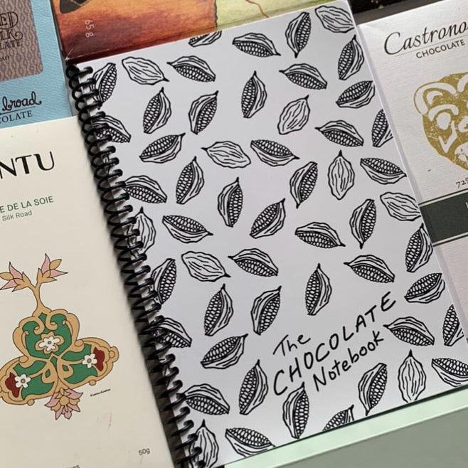 The Chocolate Notebook - Barometer Chocolate