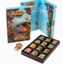 Load image into Gallery viewer, Chapon Coffret 36 Caraques Pure Origine Chocolat - Barometer Chocolate