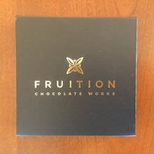 Load image into Gallery viewer, Fruition Dark Chocolate Passion Fruit Caramel Bonbons - Barometer Chocolate