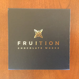 Fruition Dark Chocolate Passion Fruit Caramel Bonbons - Barometer Chocolate