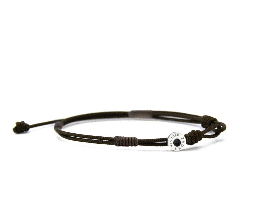"Cayenne Bracelets Zadeh NY 5"" Black/Brown"