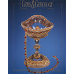 Cover of Gems & Gemology Summer 1994 issue, featuring jewel encrusted goblet