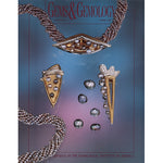 Cover of Gems & Gemology Summer 1995 issue, featuring black pearls
