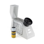 Duplex II Refractometer with Polarizing Filter & RI Liquid