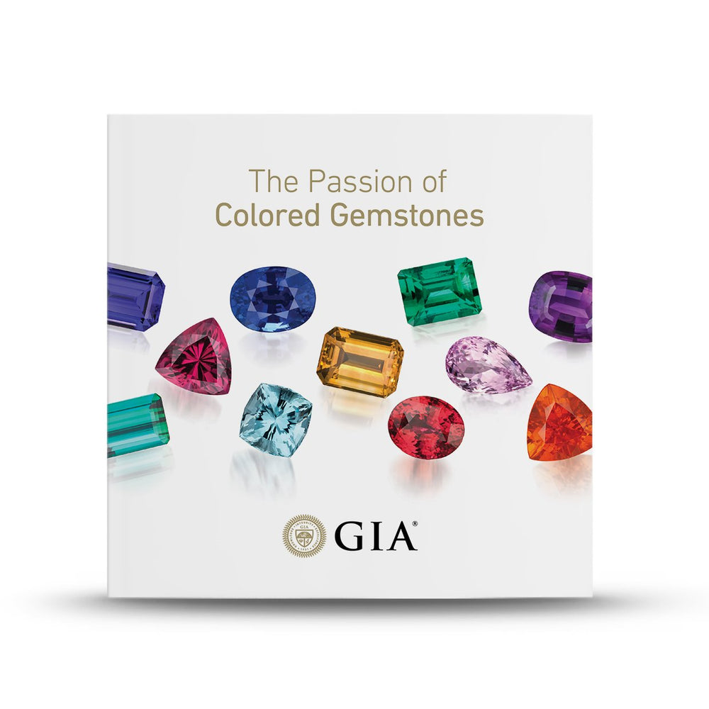 The Passion of Colored Gemstones Book