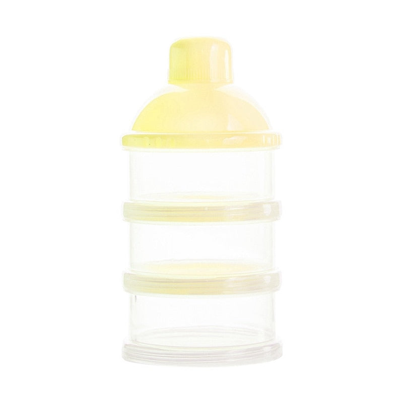 PORTABLE BABY MILK CONTAINER
