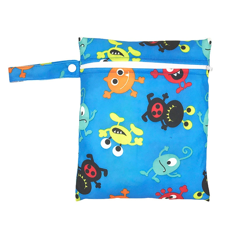 Waterproof Reusable Wet Bag