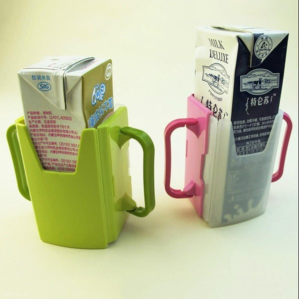 Adjustable Toddler Kid Juice Box Holder