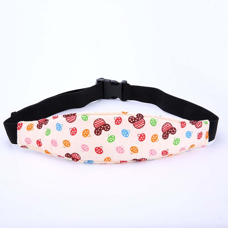 BABY ADJUSTABLE HEAD SUPPORT BELT
