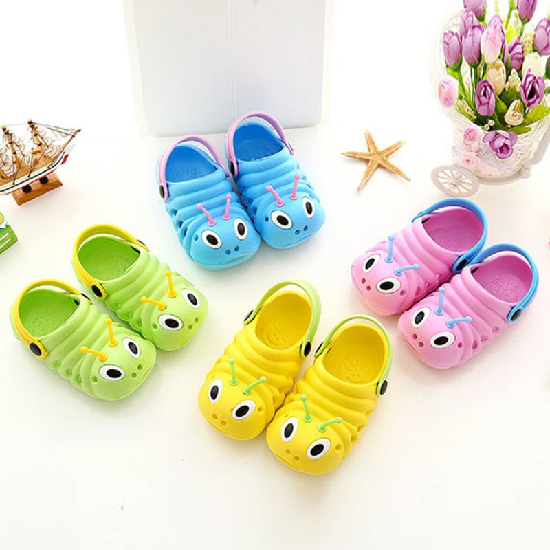 Cute Caterpillar Baby Sandals