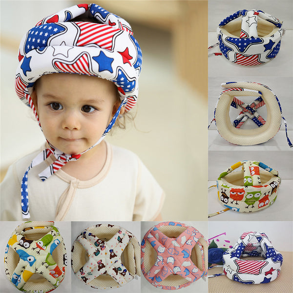 Anti-collision baby protective hat