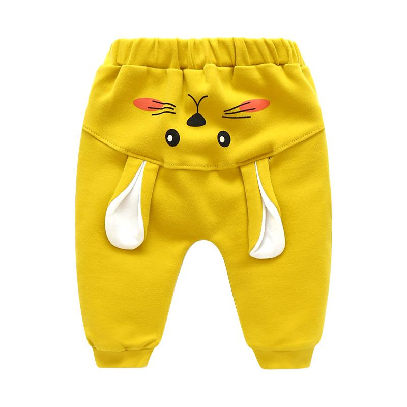 High Waist Cartoon Pants