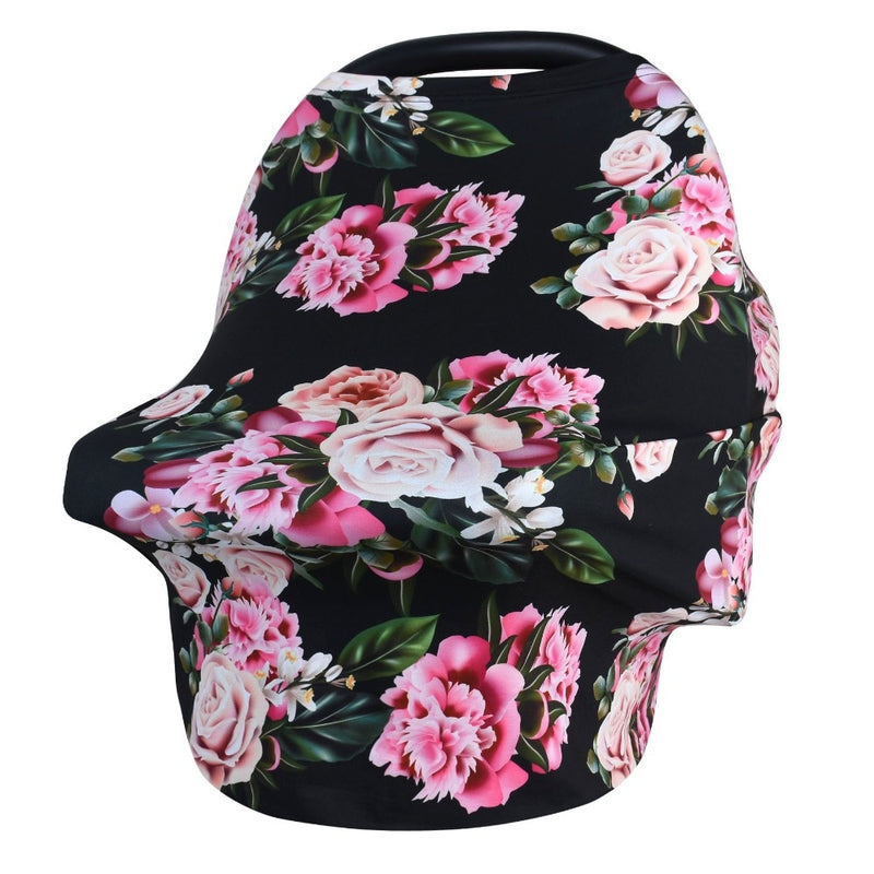 Multi-use Nursing Privacy Cover - Floral