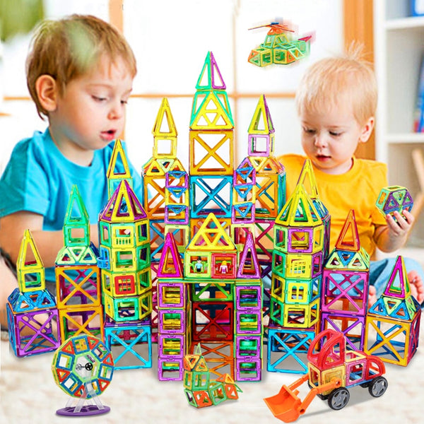 Big Size Magnetic Designer Construction Set