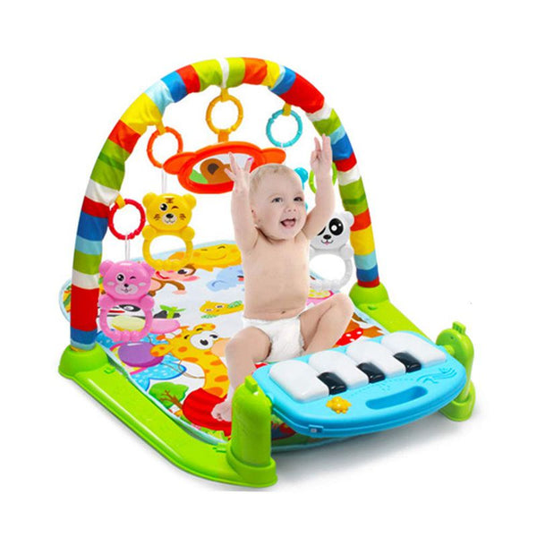 Baby music play mat