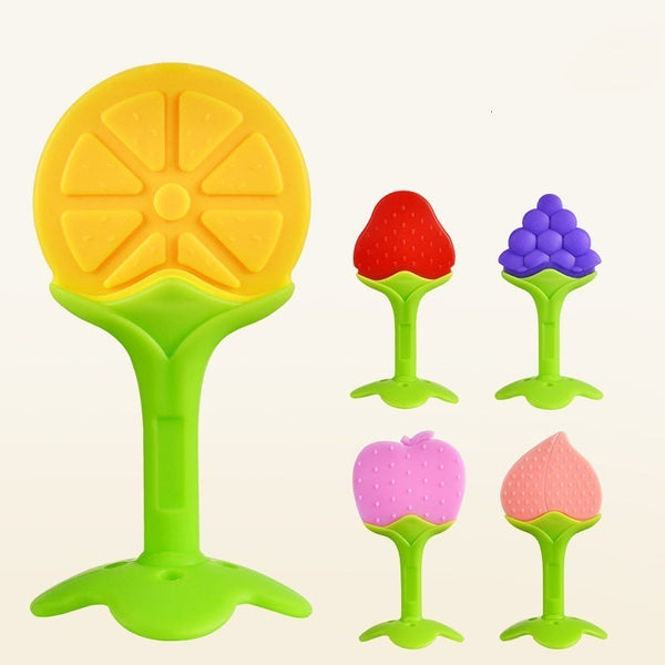FRUIT TEETHING TOYS