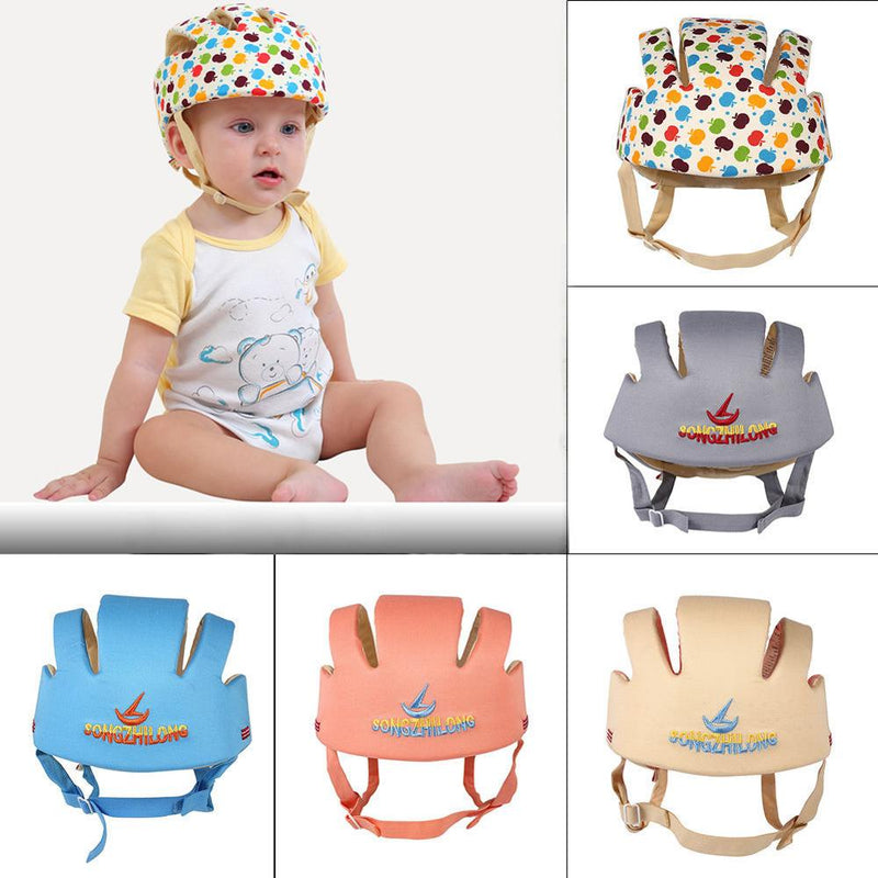 Baby Hat Safety Protective Helmet