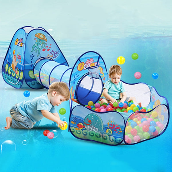 3 in 1 Portable Children's Tent