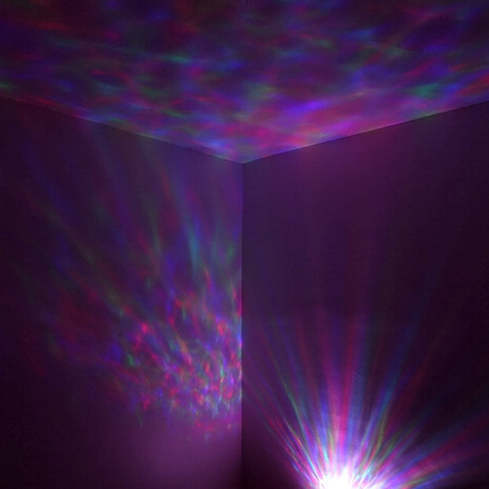 Sparkling sea Relaxing Light Projector