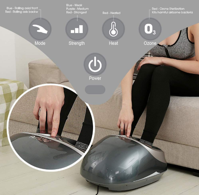 Shiatsu Electric Foot Massager ( Pick up only)