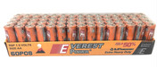 60-Pack R6P 1.5 Volts Size AA Batteries Extra Heavy Duty - 60PC Wholesale Bulk Pack AA Battery - Pilemart