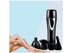 4-in-1 Nose Hair Trimmer,USB Rechargeable Waterproof Trimmer - Pilemart
