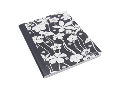 "Set of 6 pcs composition Book-Notebooks-Wide Ruled Paper 9.8"" x 7.5"",100 Sheets - Pilemart"