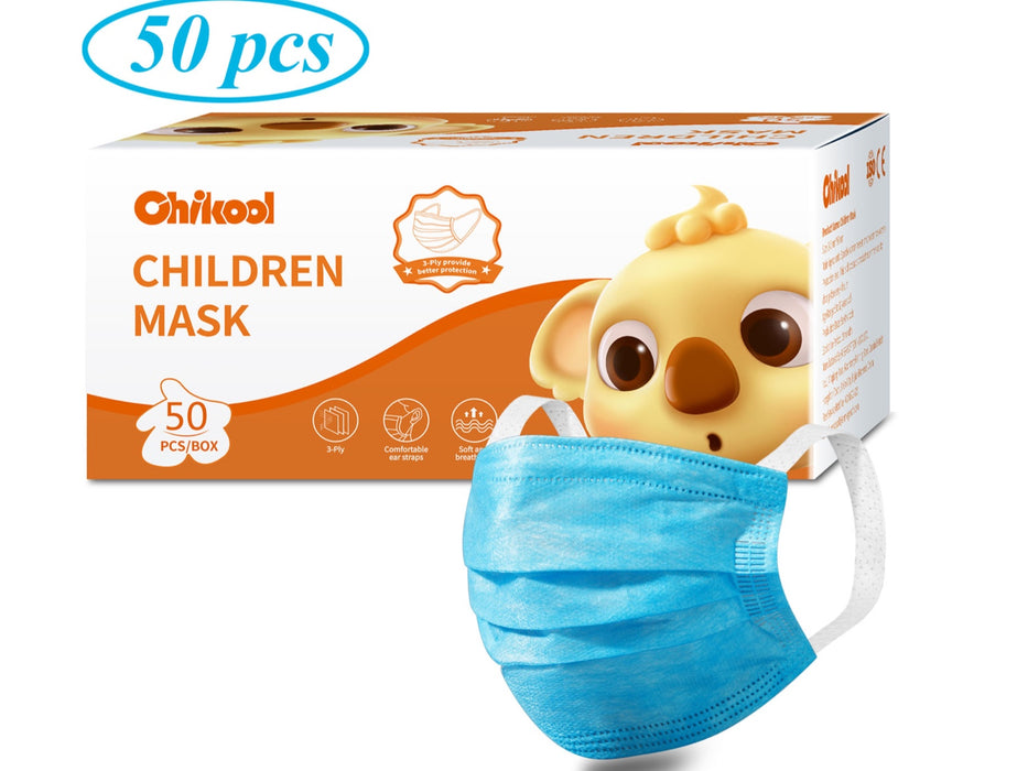 3-Ply Disposable Mask for Children( NO Return,NO Exchange )
