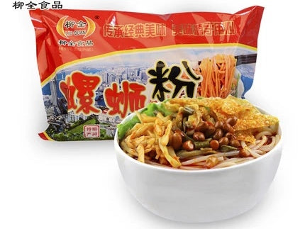 LUOSIFEN Instant Spicy Rice Noodle Vermicelli 268g