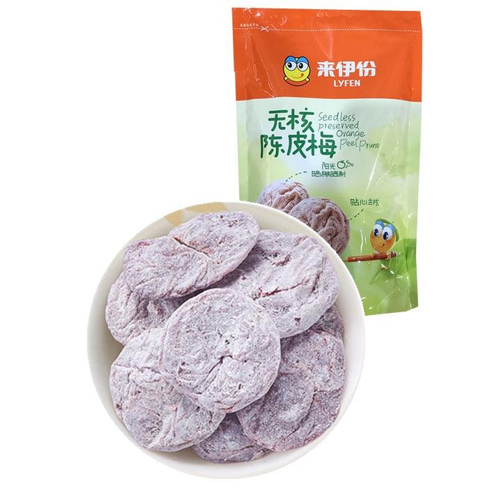 LYF Seedless Preserved Prune 118g