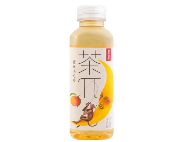 TEA π Fruit Tea Drink 500ml Peach Flavor