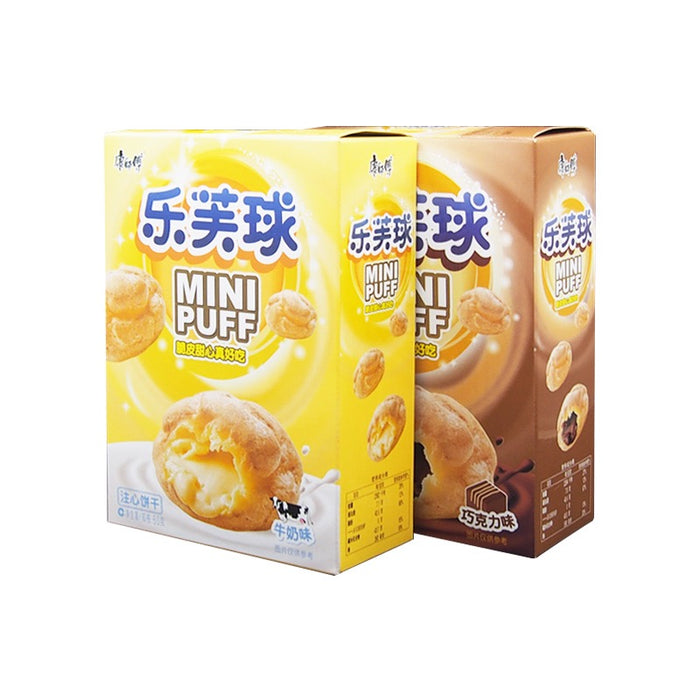 KANGSHIFU Mini Puff 60g Milk Flavor