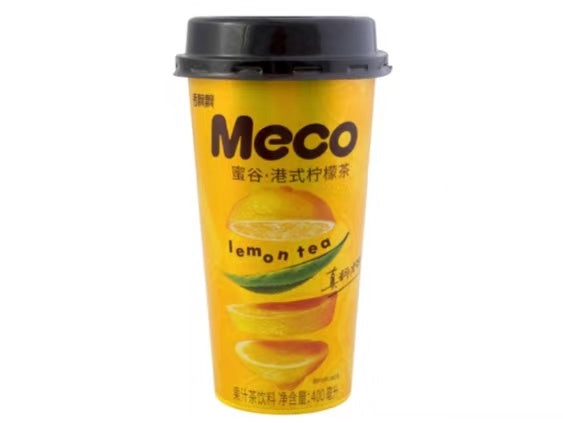 Meco HONGKONG Style Lemon Tea 400ml