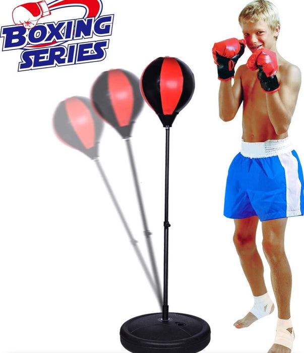 Boxing Ball Toy Set for Kids 3+