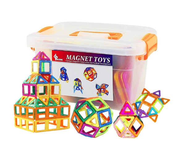 Magnetic Blocks (64pcs)