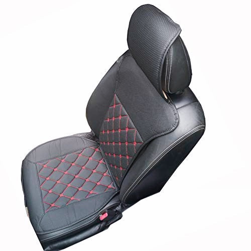 Car Front Seat Cover with pockets