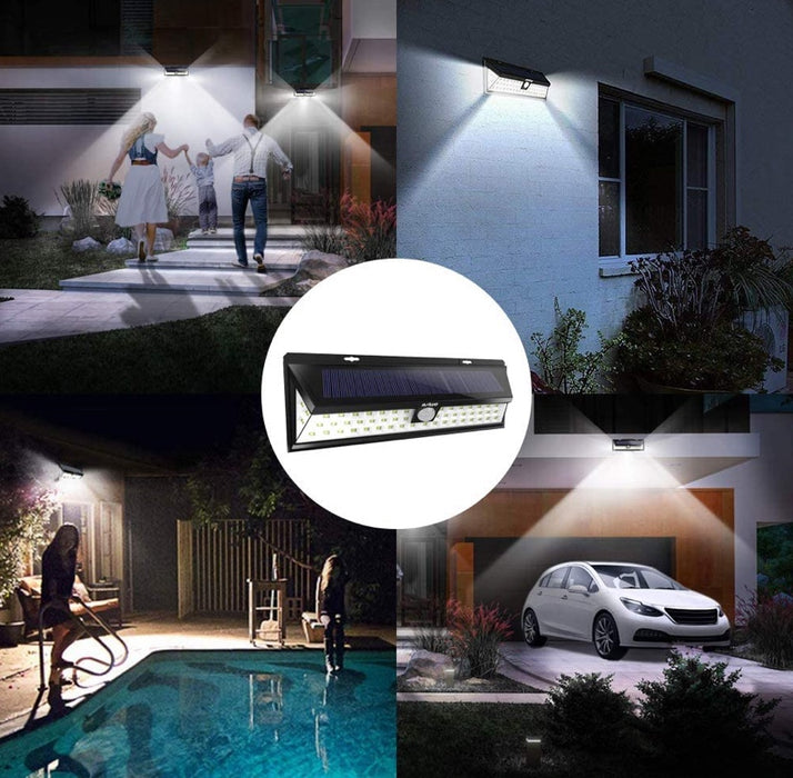 Solar Outdoor Light LED Waterproof Motion Sensor