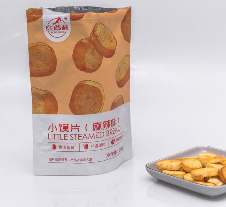 Toasted Bread Slice HGL Hot-spicy Flavor 100g