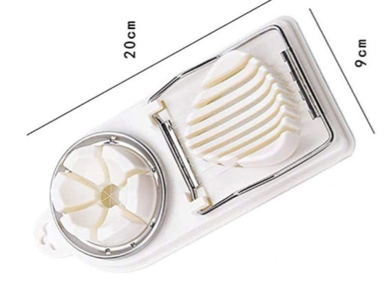 2 in 1 Egg Cutter