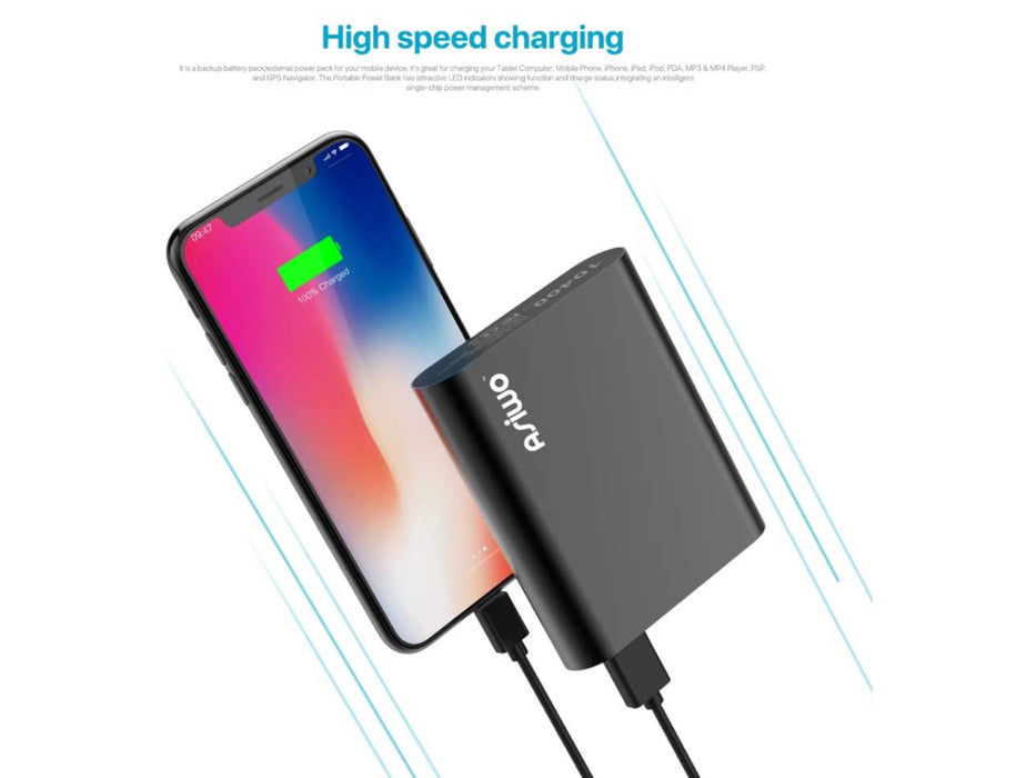 10400 mAh Portable Charger