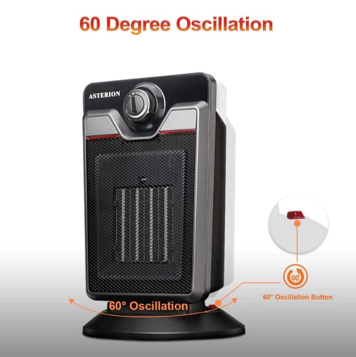 Electric Space Heater 1500W (Pick up Only)