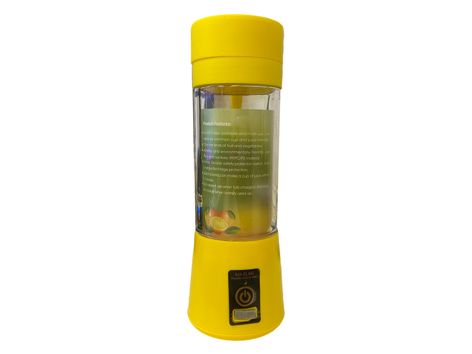 Rechargeable Mini Juicer 380ml