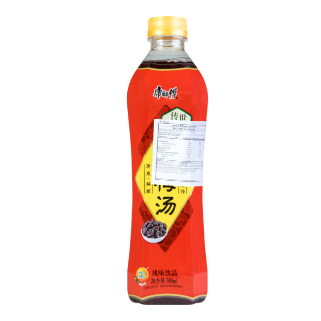 KANGSHIFU Plum Drink 500ml