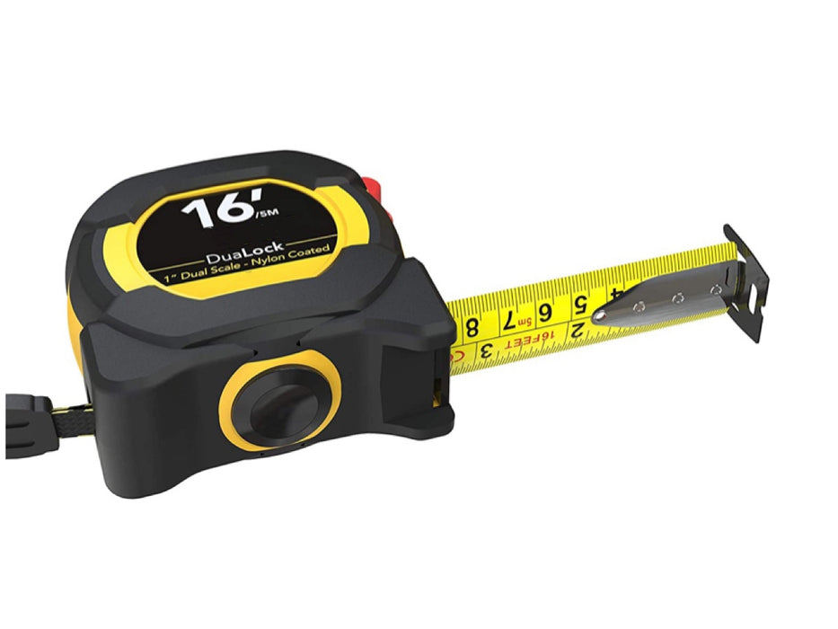 16FT Dualock Tape Measure