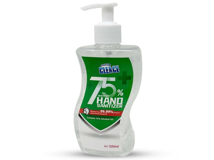75% Alcohol 17 oz Instant Hand Sanitizer Gel ( Pick up only)
