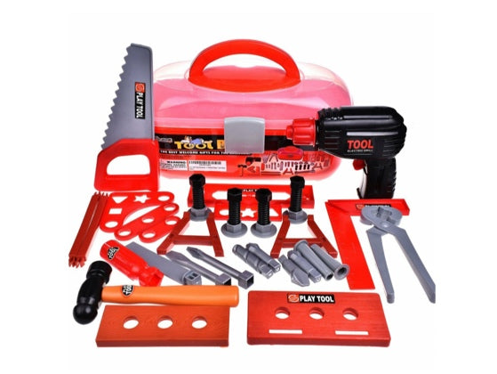 36 Pieces Kids Tool Set Toy