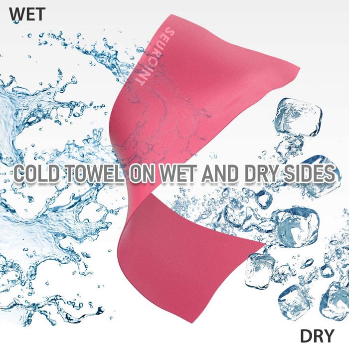 Quick-Dry Towel (Pink)
