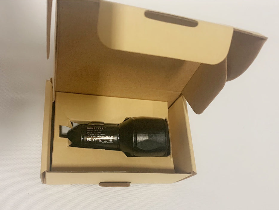 High-Speed Charging USB car Charger  - Pilemart